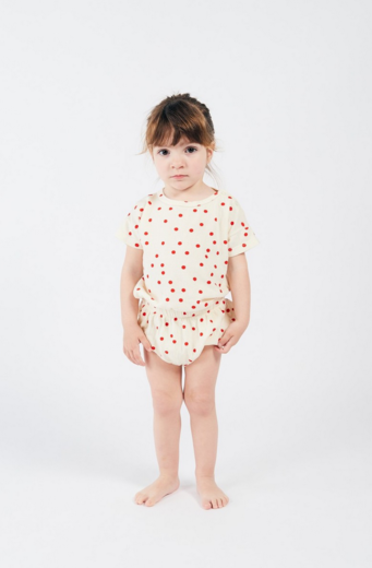 Bobo Choses - Dots t-shirt 12000010