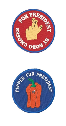Bobo Choses - Fingers & Pepper Patches Pack, 121AI075
