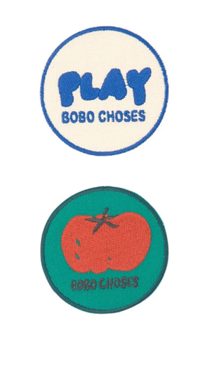 Bobo Choses - Tomato & Play Patches Pack, 121AI074