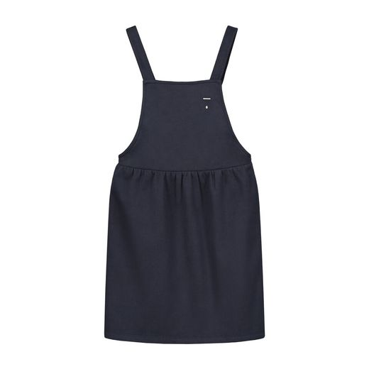 Gray label- Pinafore dress, night blue