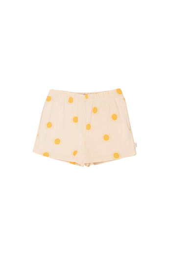 Tinycottons - SUN SHORT, light cream/yellow