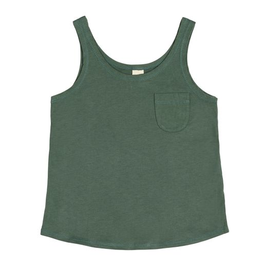 Gray label- Summer tank top, sage