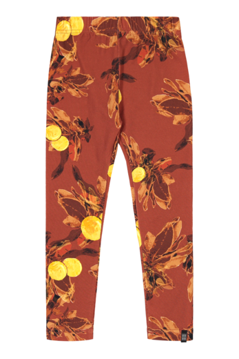 Kaiko - Amber orange Leggings