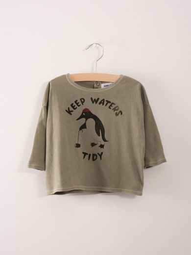 Bobo Choses - Baby T-Shirt Keep waters tidy