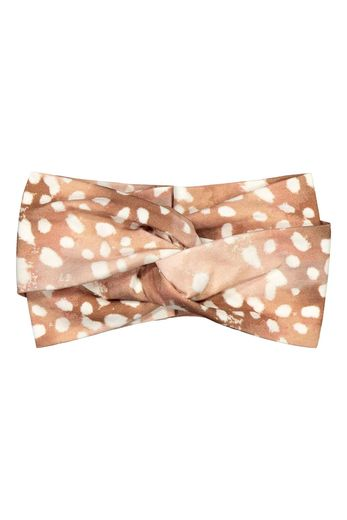 Kaiko - Knot headband, Copper bambi