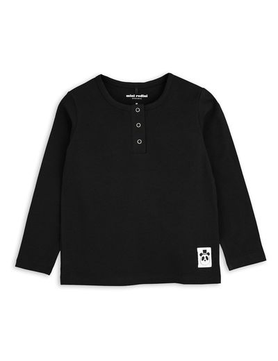 mini rodini - Basic ls grandpa, black