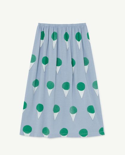 TAO - Ladybug kids skirt, blue ice screams 001132 022_OT
