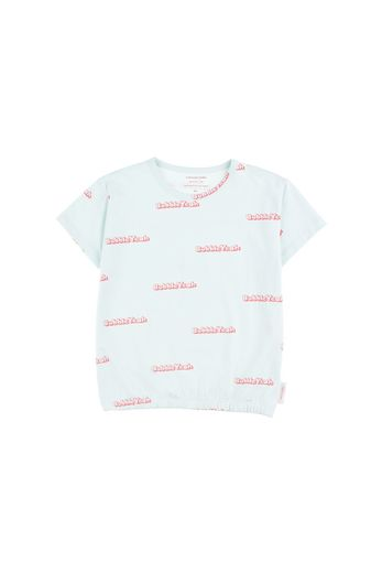 Tinycottons - BUBBLE YEAH' SS TEE  light mint/rose