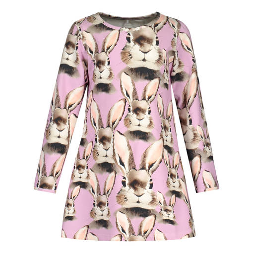 Metsola - Bunny Dress LS, lilac