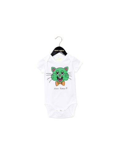 mini rodini - Cat SP body, white