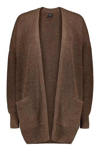 Kaiko - Chunky cardigan, brownie