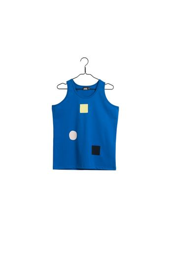 Papu - Evening top, blue