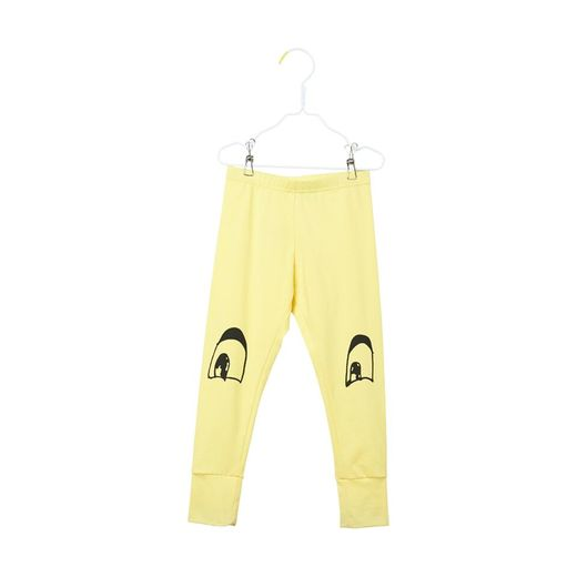 Papu - Fold leggings, yellow