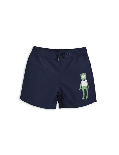 mini rodini - Frog swimshorts, navy