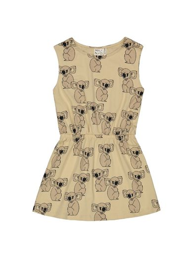 Mainio - Grumpy Koala dress (13034)