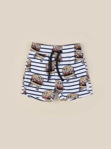 Huxbaby - Hamburger Swim Short