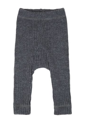 Joha - Heavy Wool pants, grey