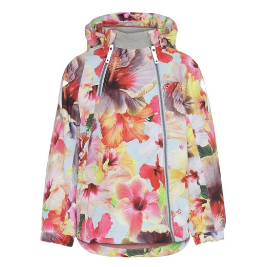 Molo kids - Hopla jacket, Hibiscus dream