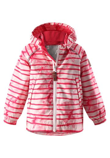Reima - Hihitys jacket, raspberry red
