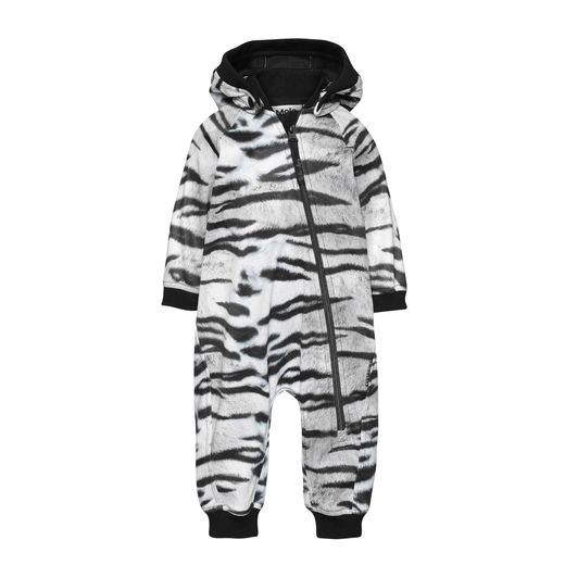 Molo Kids - Hill softshell suit, Vertical spring