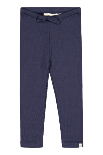 Kaiko - Rib Leggings, Indigo
