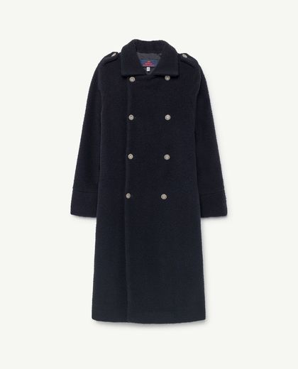 TAO - Jaguar kids coat, navy
