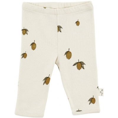 Konges Slojd - New born pants, lemon
