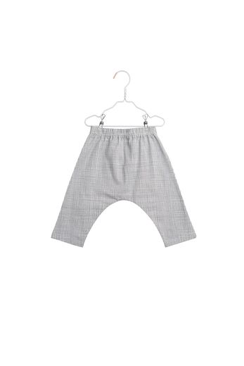 Papu - Mesh summer pants, white sand