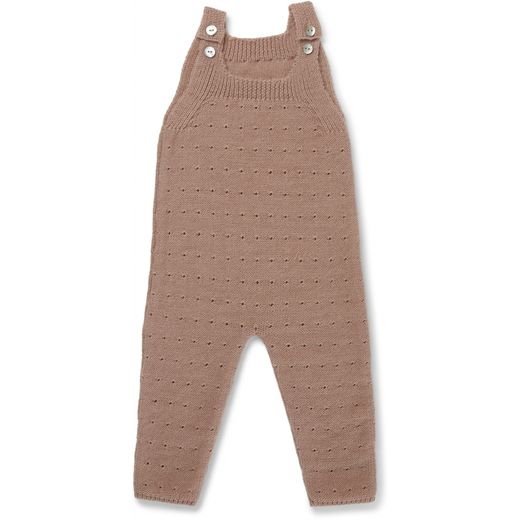 Konges Slojd - Milly onesie, rose blush