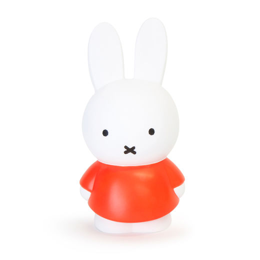 Miffy money box large, red