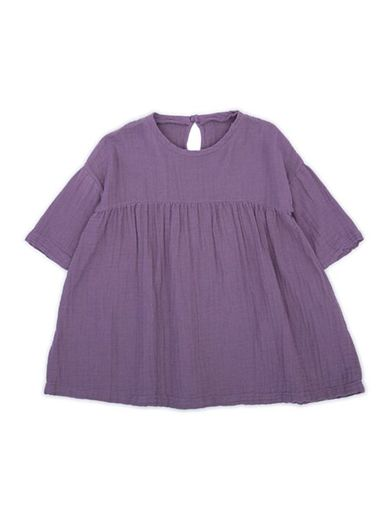 Monkind - Liberty Twirl Dress, Liberty Purple
