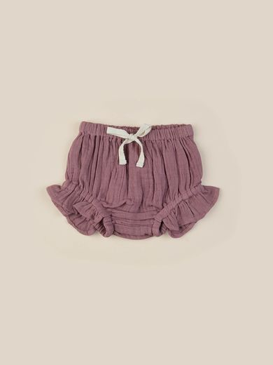 Huxbaby - Mulberry Frill Bloomer