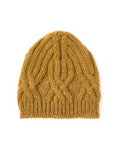 Bobo Choses - Octopus beanie, mustard