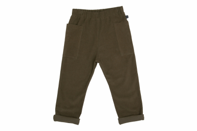 Monkind - Olive Side Pocket Pants