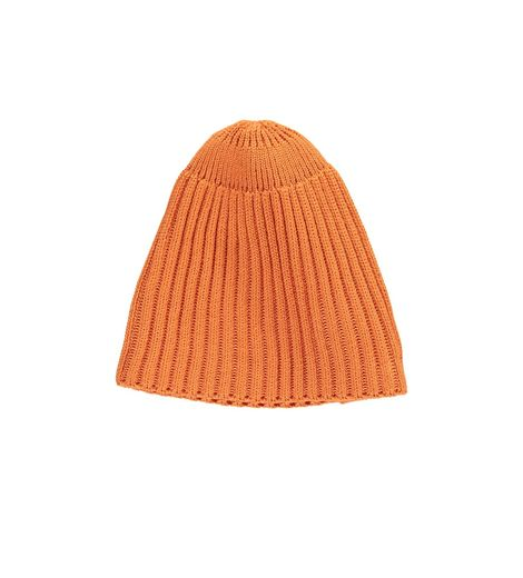 Beau LOves - Ribbed hat, orange