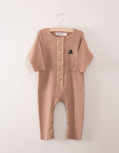 Bobo Choses - Jumpsuit Green Otariinae