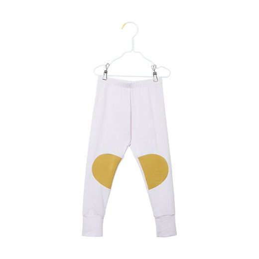 Papu - Patch leggings, light lilac