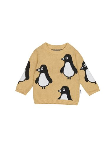 Huxbaby - Penguin Knit Jumper