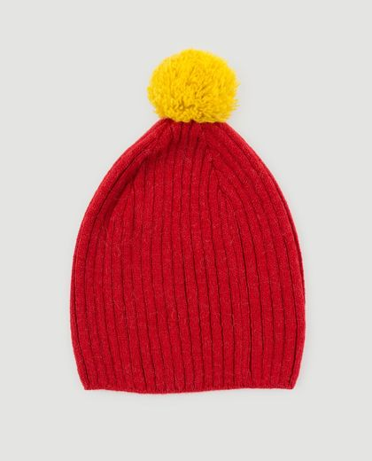 TAO - Pony kids hat, red