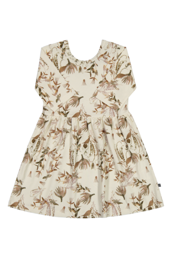 Kaiko - Dried botany dress