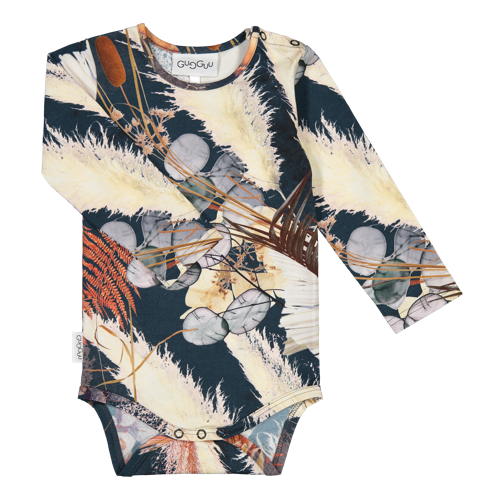 Gugguu - Print body, Fall pampas