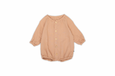 Monkind - Apricot Puff Overall