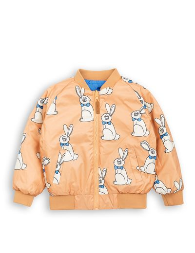 mini rodini - Rabbit insulator jacket, beige