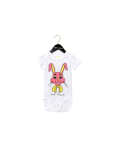 mini rodini - Rabbit SP body, white