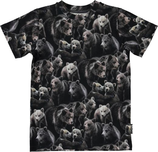 Molo Kids - Ralphie T-shirt, bears