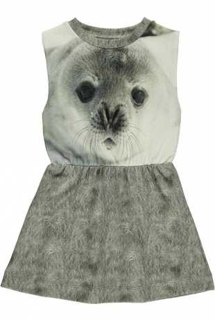 Popupshop - Robbie dress, seal