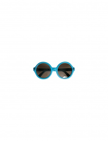 mini rodini - Round sunglasses, blue