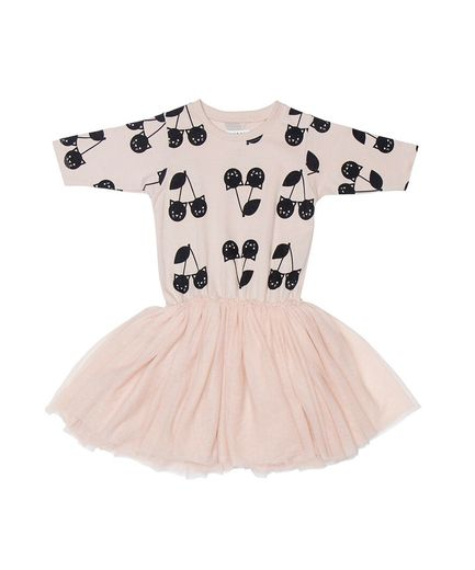 Huxbaby - Shell ballet dress, shell