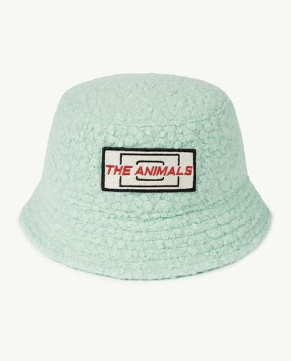 TAO - Starfish cap, soft blue the animals