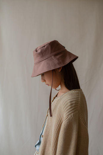Monkind - Soil Sun Hat, brown